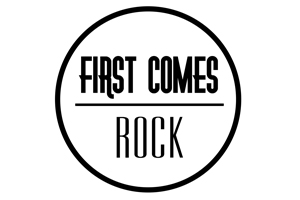 First Comes Rock logo